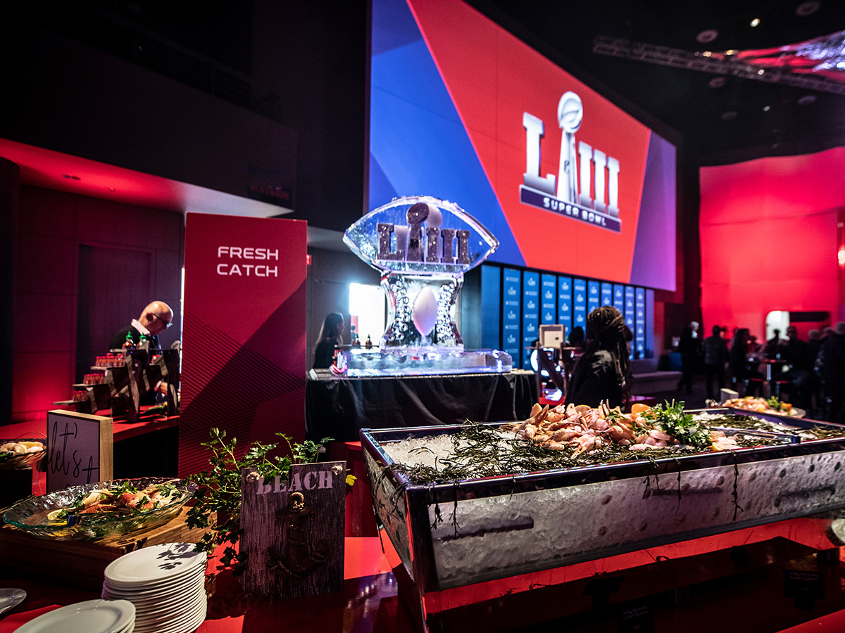 Enjoy Food From Award-Winning Miami Restaurants at Your Super Bowl LIV Pregame Party