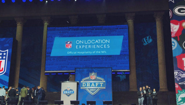 The 2017 NFL Draft – The Future is Here